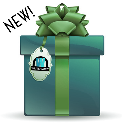 New at WriteVault! Gift your credits to another user!
