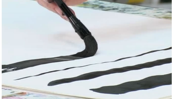 Jerry's ArtaRama Beginner's Lesson - Brush Control